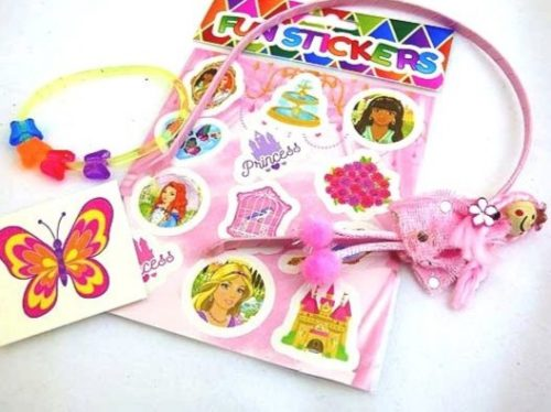 Ragdoll Princess Party Bag