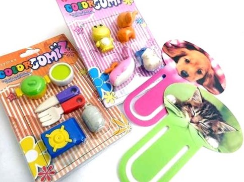 Eraser Crazy Party Bag