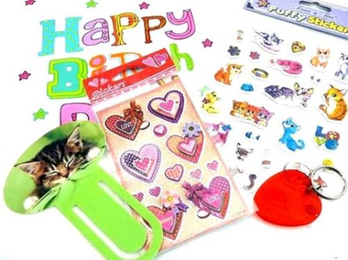 I  Love Kitty Cats Party Bag