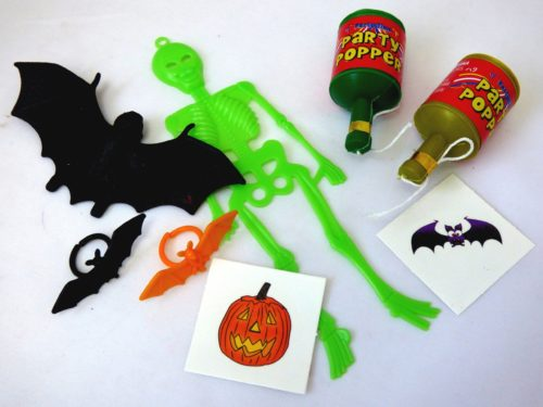 Bits & Pieces Halloween Party Bag