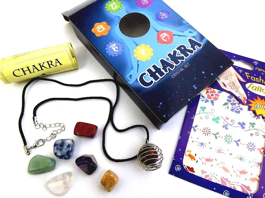 Chakra Party Bag
