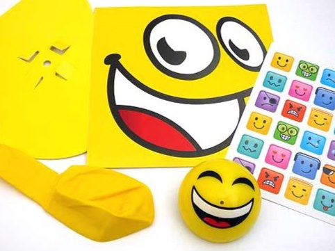 Emoji Party Bag