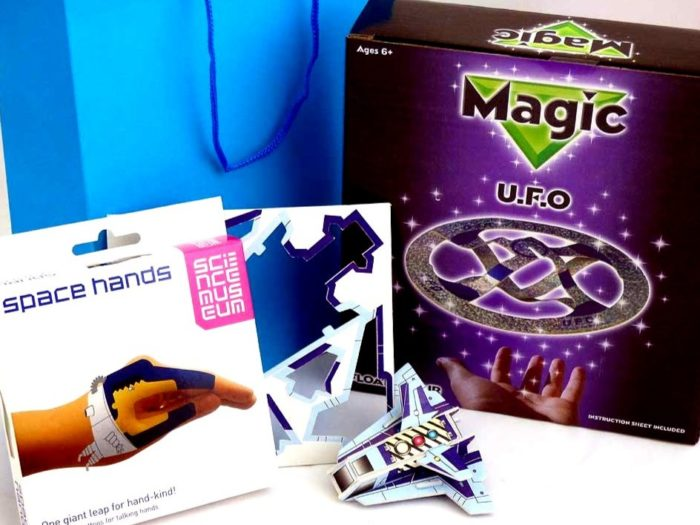 Giant Magic UFO Party Bag