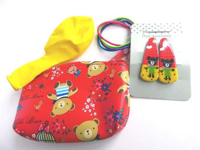 Teddy Bear Party Bag