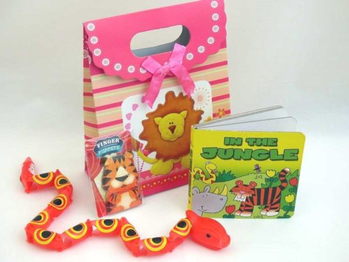 The Filled Lucy Lion Party Bag