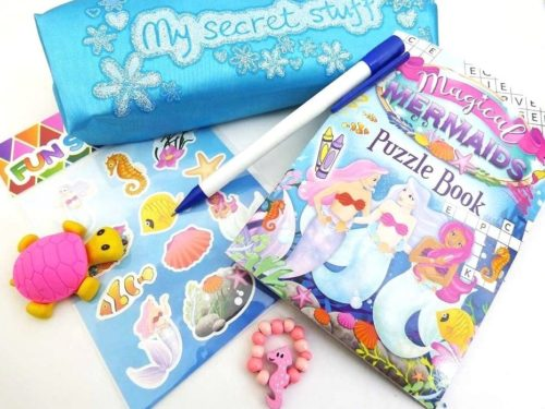Secret Mermaid Party Bag