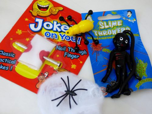 Jokes on You Halloween Party Bag