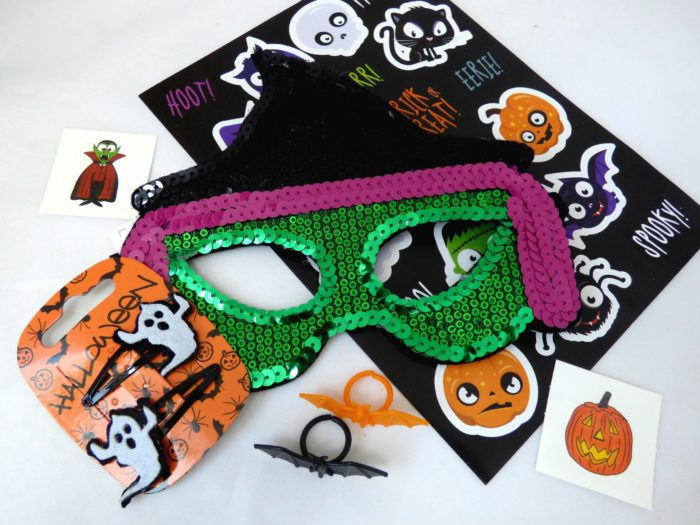 Another Girls Glitzy Halloween Party Bag