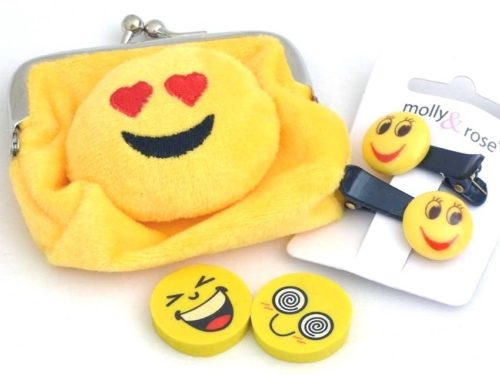 _Emoji Accessories Party Bag