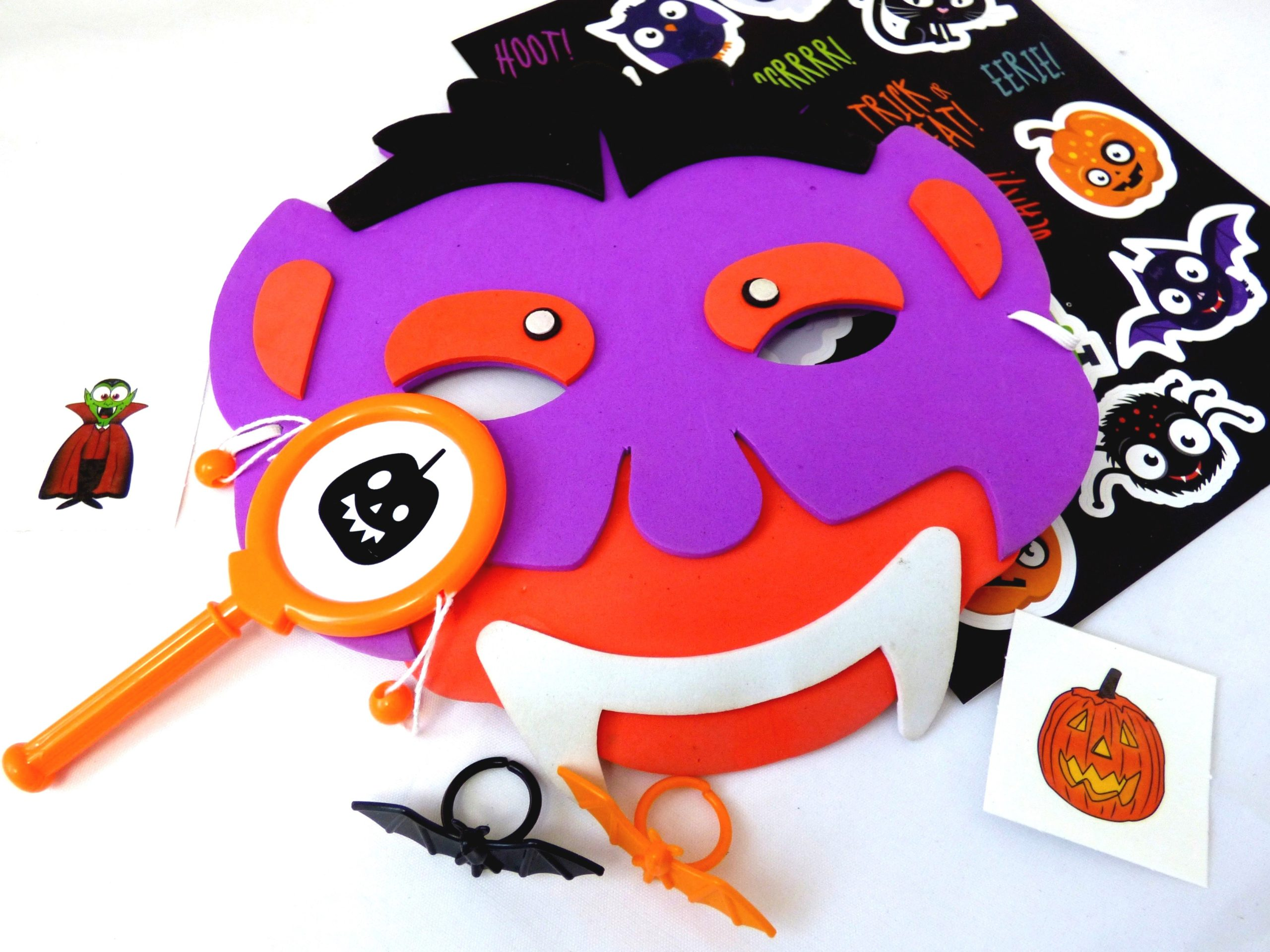 Another Halloween Mask Party Bag