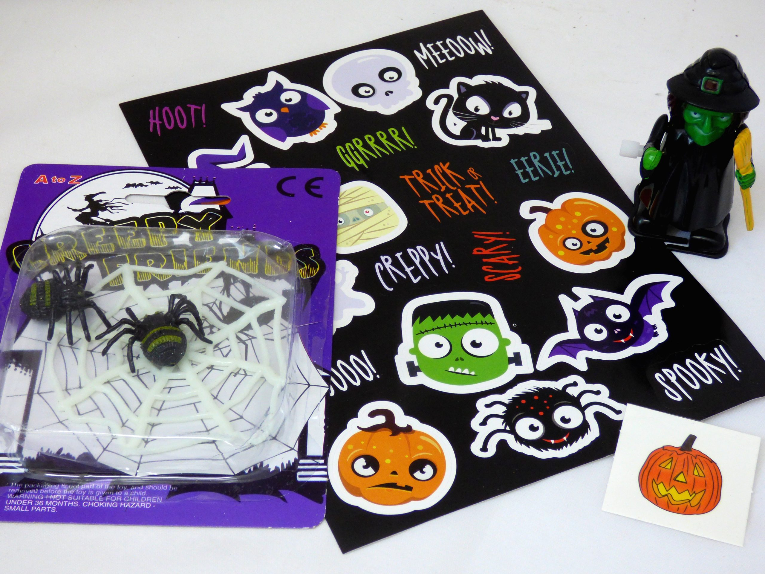 Trick or Treat Halloween Party Bag
