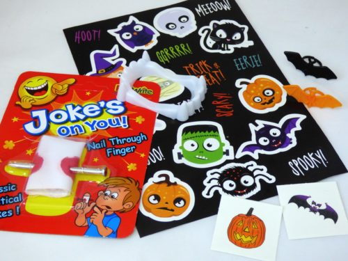 One More Jokes on You Halloween Party Bag