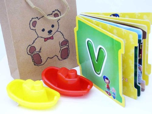 Bathtime & Noddy Book Party Bag