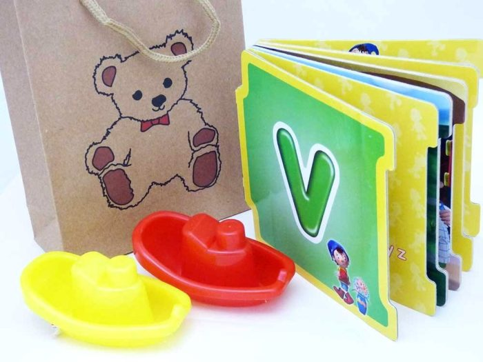 Bathtime & Noddy Book Party Bag