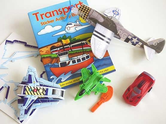 Transport Party Bag Deluxe