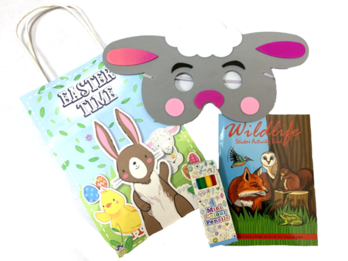 Easter Time Filled Party Bag