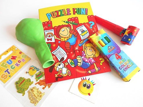 Traditional Fun Party Bag