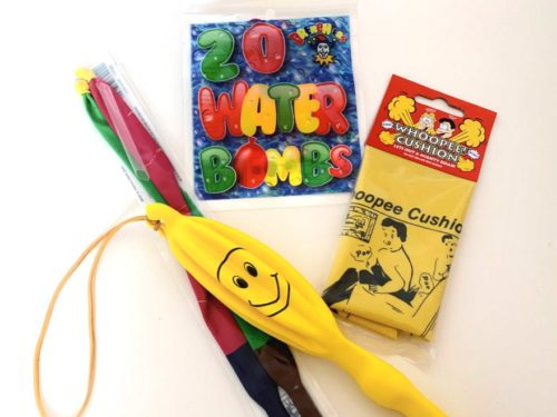 Blow-Up Party Bag