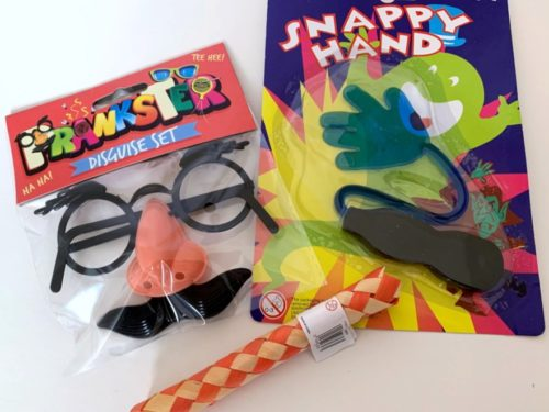 Prankster Fun Party Bag