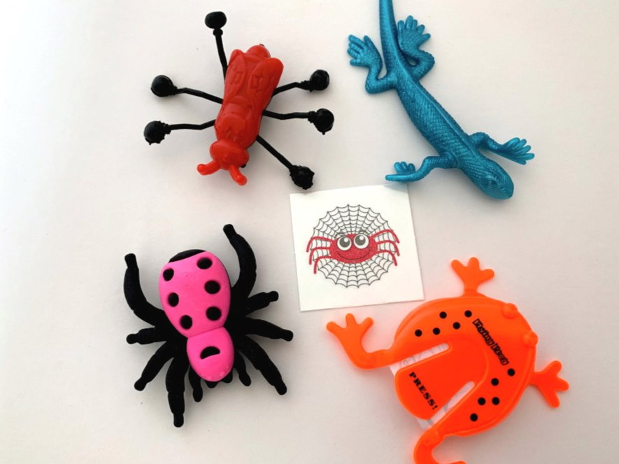 Creepy Critters Party Bag