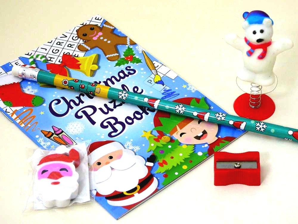 Christmas Polar Bear Party Bag