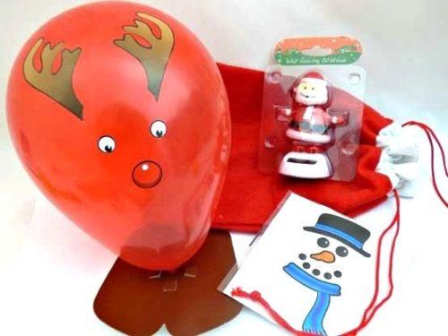 Christmas Characters Christmas Sack