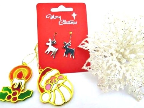 Accessories for Girls Christmas Party Bag