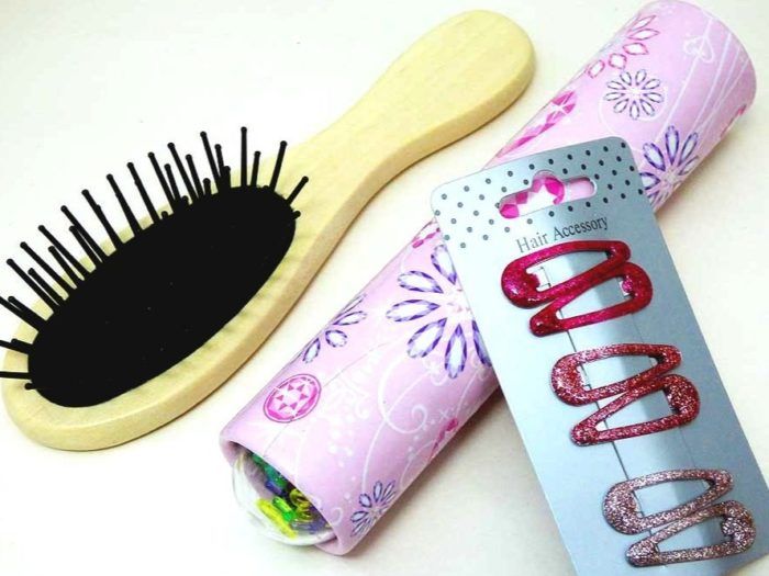Kaleidoscope & Hair Stuff Party Bag