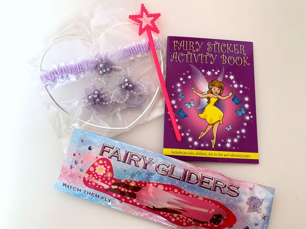 Just for Fairies Party Bag