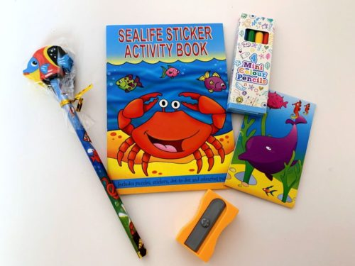 Under the Sea Activity Party Bag