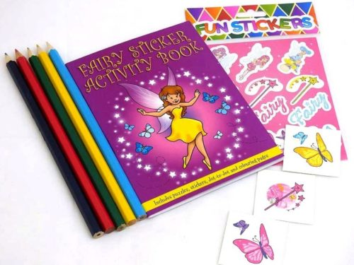 Fairy Sticker Party Bag