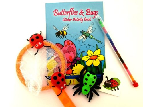 Brilliant Bug Catcher Party Bag