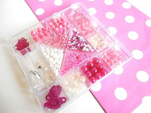 Beads for Besties Party Bag