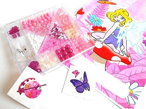 Fairy Beading Kit Party Bag