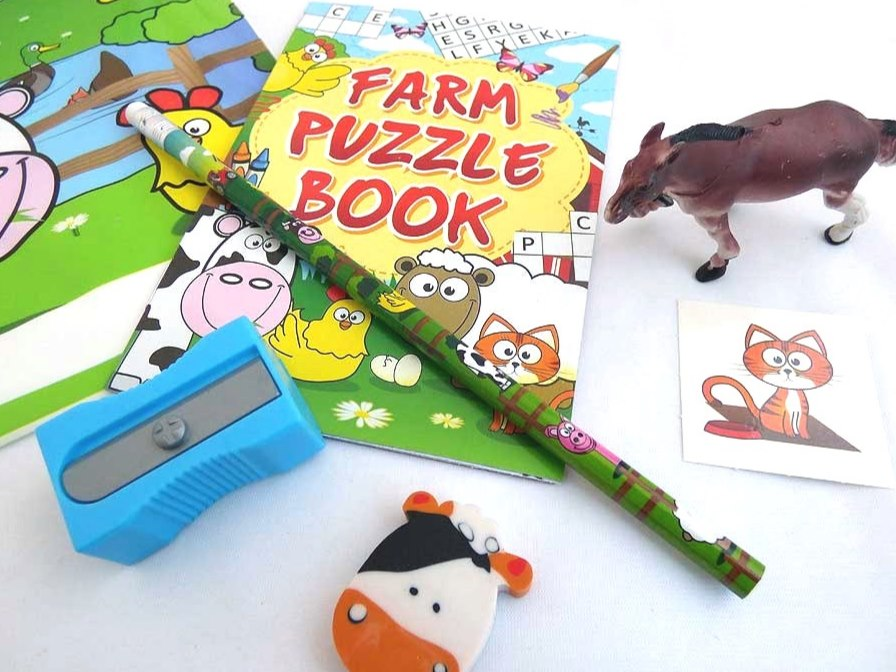 Farm Animals Party Bag