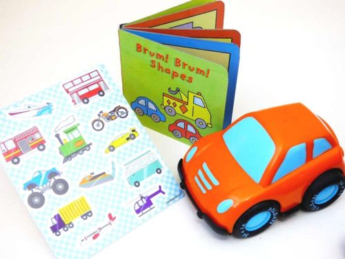 Little Ones Vroom Vroom Party Bag