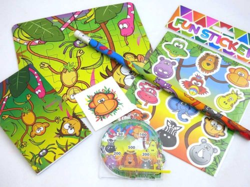 Just Jungle Japes Party Bag