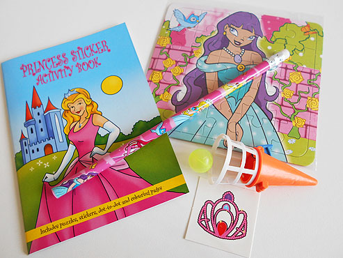 Playful Princess Party Bag