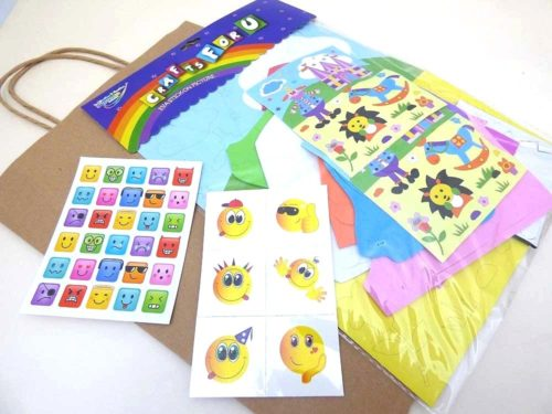 Big Sticker Party Bag