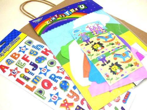 Another Big Sticker Party Bag