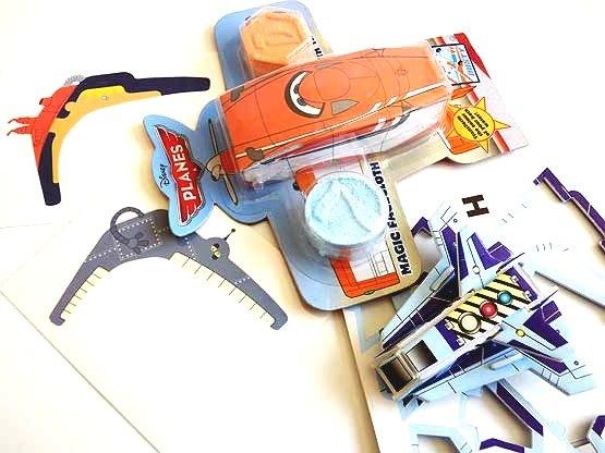 Planes & Spaceship Party Bag
