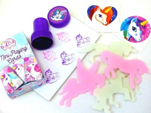 Glow-in-the-Dark Unicorns Party Bag