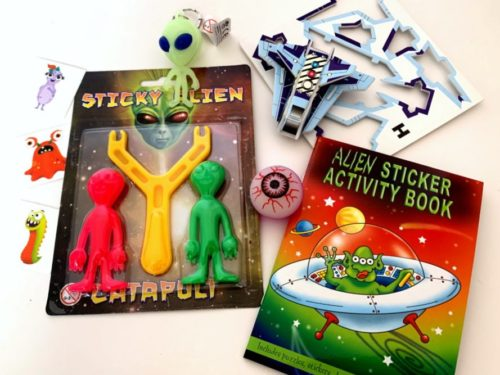 Special Alien Catapult Party Bag
