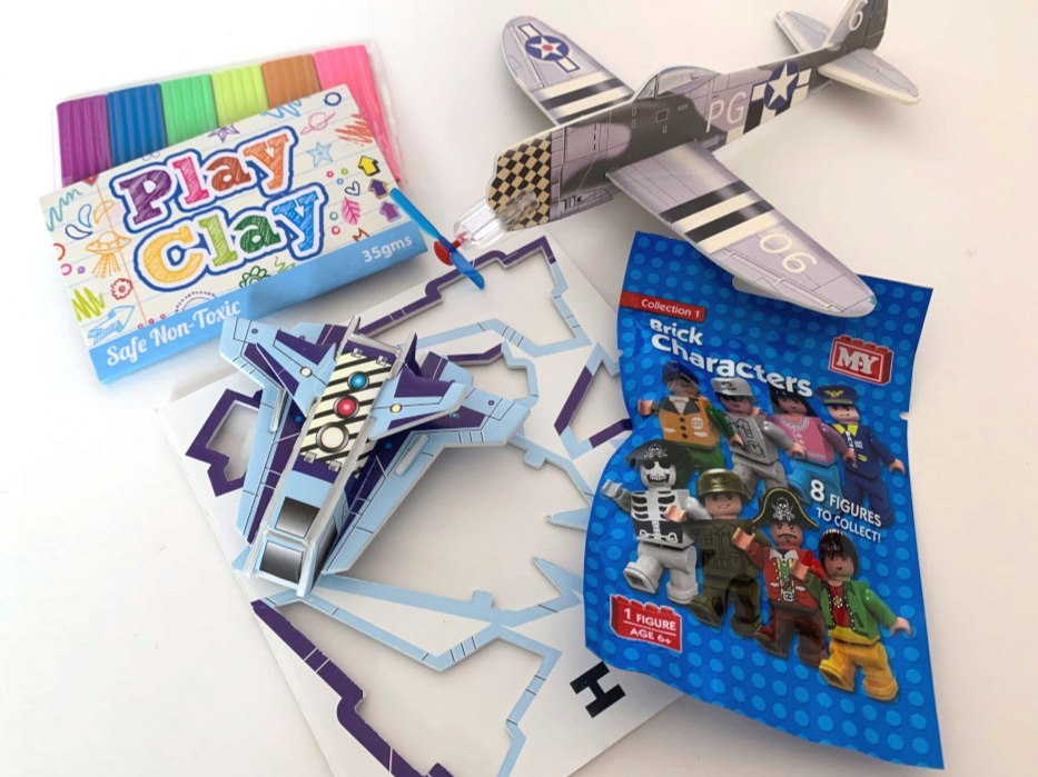 Just Construct Party Bag