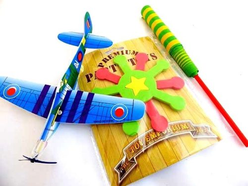 Fly & Throw Party Bag