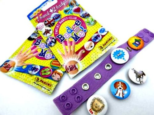 Badge Me Wrist Band Kit Party Bag