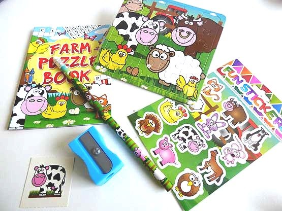 Funky Farm Party Bag