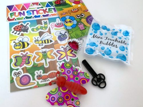 Beautiful Bugs Party Bag