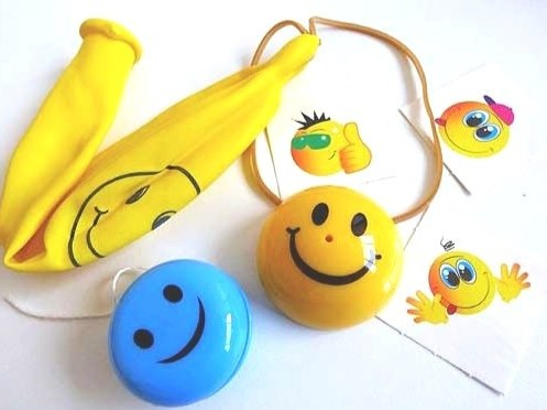 Smile Smile Party Bag