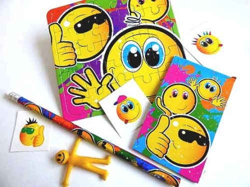 Smiley Emoji Party Bag Fillers